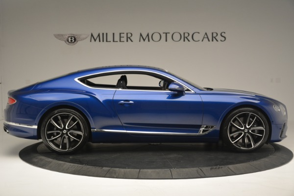 New 2020 Bentley Continental GT for sale Sold at Bugatti of Greenwich in Greenwich CT 06830 9