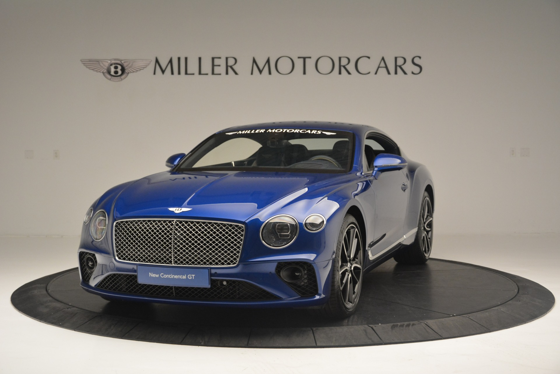 New 2020 Bentley Continental GT for sale Sold at Bugatti of Greenwich in Greenwich CT 06830 1
