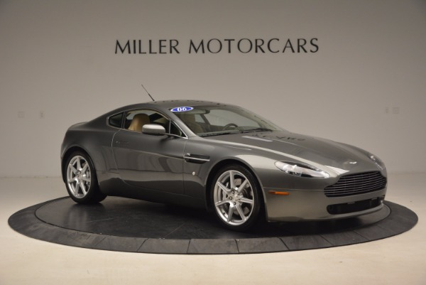 Used 2006 Aston Martin V8 Vantage for sale Sold at Bugatti of Greenwich in Greenwich CT 06830 10