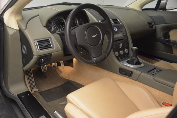 Used 2006 Aston Martin V8 Vantage for sale Sold at Bugatti of Greenwich in Greenwich CT 06830 14
