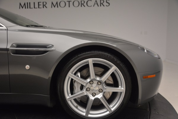 Used 2006 Aston Martin V8 Vantage for sale Sold at Bugatti of Greenwich in Greenwich CT 06830 17