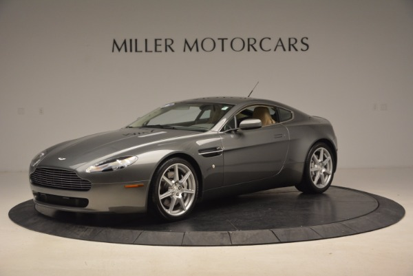 Used 2006 Aston Martin V8 Vantage for sale Sold at Bugatti of Greenwich in Greenwich CT 06830 2