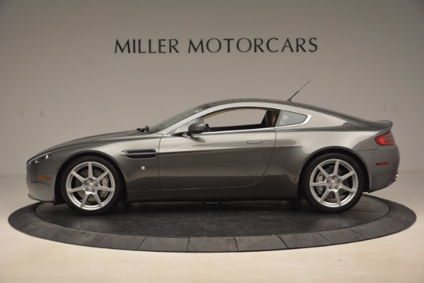 Used 2006 Aston Martin V8 Vantage for sale Sold at Bugatti of Greenwich in Greenwich CT 06830 3