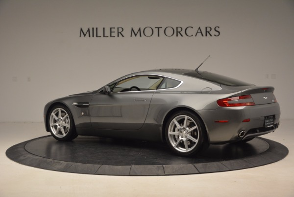 Used 2006 Aston Martin V8 Vantage for sale Sold at Bugatti of Greenwich in Greenwich CT 06830 4