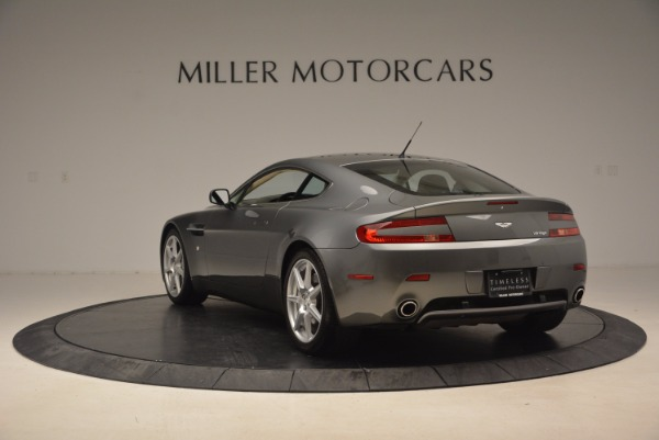 Used 2006 Aston Martin V8 Vantage for sale Sold at Bugatti of Greenwich in Greenwich CT 06830 5