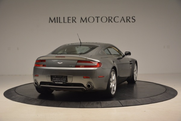 Used 2006 Aston Martin V8 Vantage for sale Sold at Bugatti of Greenwich in Greenwich CT 06830 7