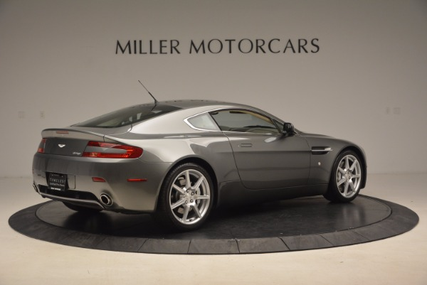 Used 2006 Aston Martin V8 Vantage for sale Sold at Bugatti of Greenwich in Greenwich CT 06830 8