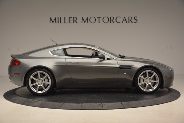 Used 2006 Aston Martin V8 Vantage for sale Sold at Bugatti of Greenwich in Greenwich CT 06830 9