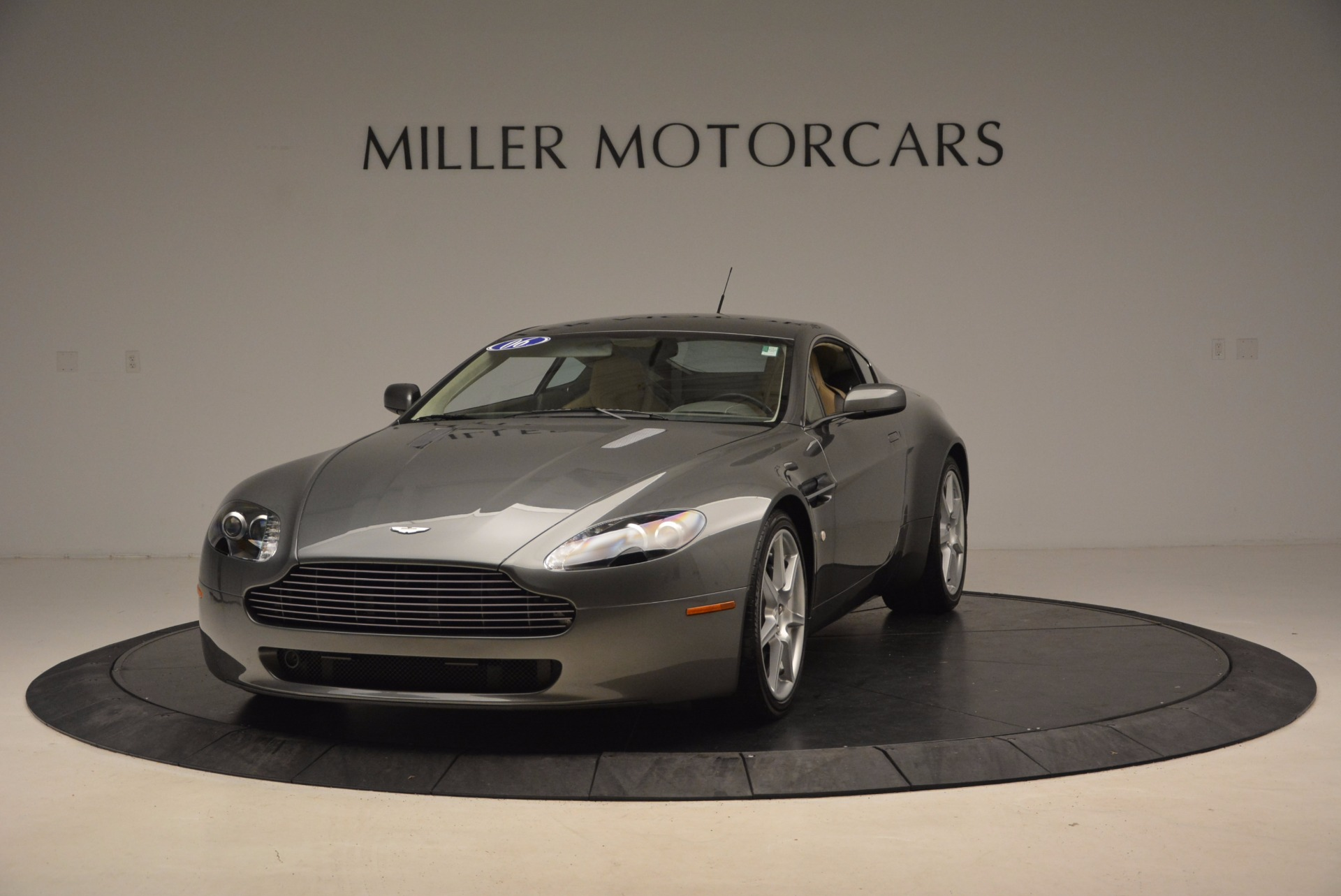 Used 2006 Aston Martin V8 Vantage for sale Sold at Bugatti of Greenwich in Greenwich CT 06830 1