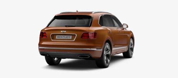 New 2018 Bentley Bentayga Signature for sale Sold at Bugatti of Greenwich in Greenwich CT 06830 3