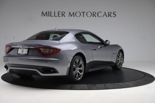 Used 2016 Maserati GranTurismo Sport for sale Sold at Bugatti of Greenwich in Greenwich CT 06830 7
