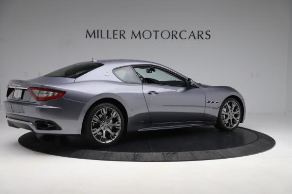 Used 2016 Maserati GranTurismo Sport for sale Sold at Bugatti of Greenwich in Greenwich CT 06830 8
