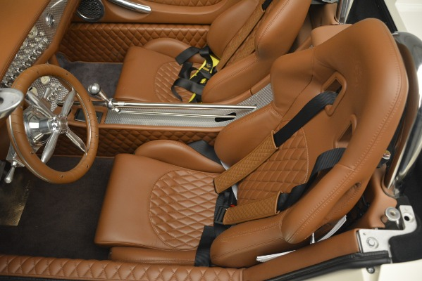 Used 2006 Spyker C8 Spyder for sale Sold at Bugatti of Greenwich in Greenwich CT 06830 19