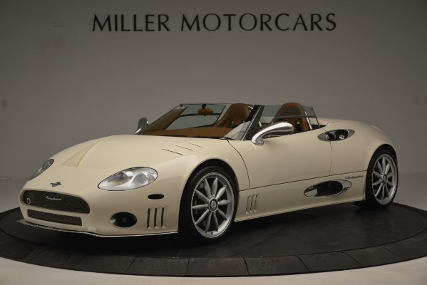 Used 2006 Spyker C8 Spyder for sale Sold at Bugatti of Greenwich in Greenwich CT 06830 2