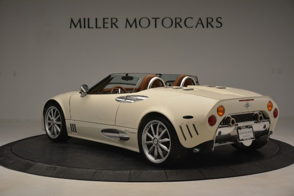 Used 2006 Spyker C8 Spyder for sale Sold at Bugatti of Greenwich in Greenwich CT 06830 5