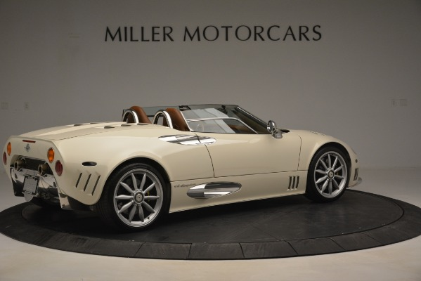 Used 2006 Spyker C8 Spyder for sale Sold at Bugatti of Greenwich in Greenwich CT 06830 8