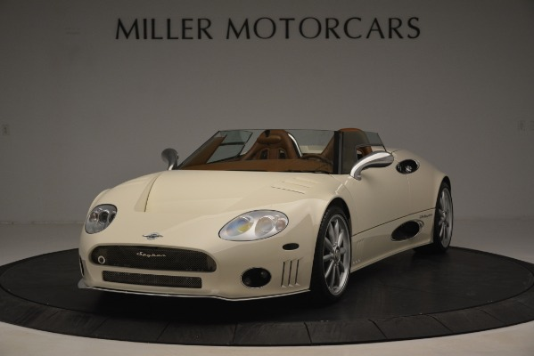 Used 2006 Spyker C8 Spyder for sale Sold at Bugatti of Greenwich in Greenwich CT 06830 1