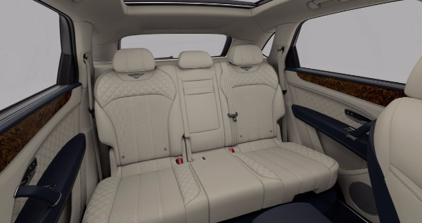 New 2018 Bentley Bentayga Signature for sale Sold at Bugatti of Greenwich in Greenwich CT 06830 9