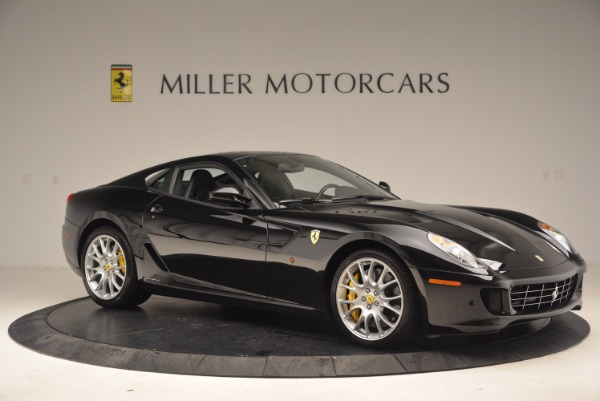 Used 2008 Ferrari 599 GTB Fiorano for sale Sold at Bugatti of Greenwich in Greenwich CT 06830 10