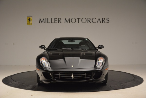 Used 2008 Ferrari 599 GTB Fiorano for sale Sold at Bugatti of Greenwich in Greenwich CT 06830 12