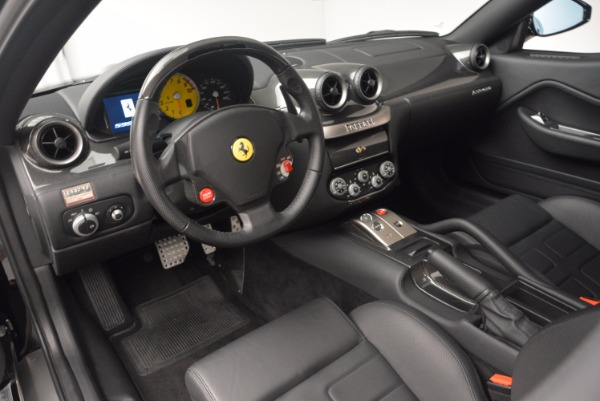 Used 2008 Ferrari 599 GTB Fiorano for sale Sold at Bugatti of Greenwich in Greenwich CT 06830 13