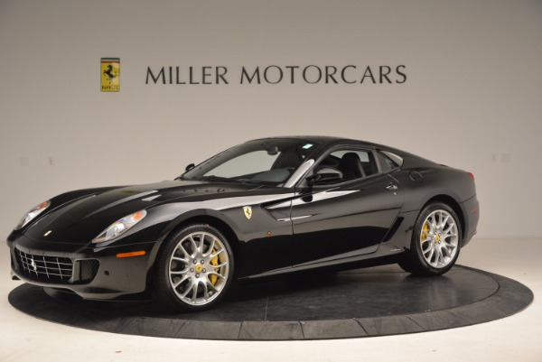 Used 2008 Ferrari 599 GTB Fiorano for sale Sold at Bugatti of Greenwich in Greenwich CT 06830 2
