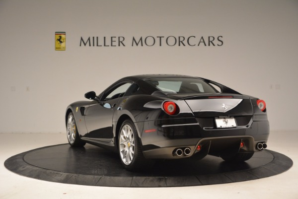 Used 2008 Ferrari 599 GTB Fiorano for sale Sold at Bugatti of Greenwich in Greenwich CT 06830 5