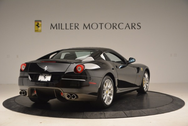 Used 2008 Ferrari 599 GTB Fiorano for sale Sold at Bugatti of Greenwich in Greenwich CT 06830 7