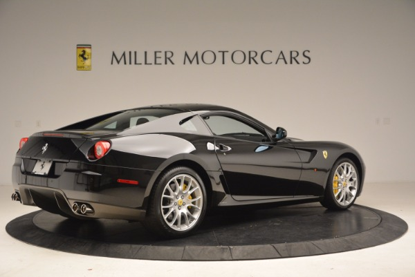 Used 2008 Ferrari 599 GTB Fiorano for sale Sold at Bugatti of Greenwich in Greenwich CT 06830 8