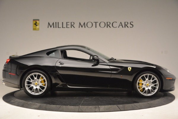 Used 2008 Ferrari 599 GTB Fiorano for sale Sold at Bugatti of Greenwich in Greenwich CT 06830 9