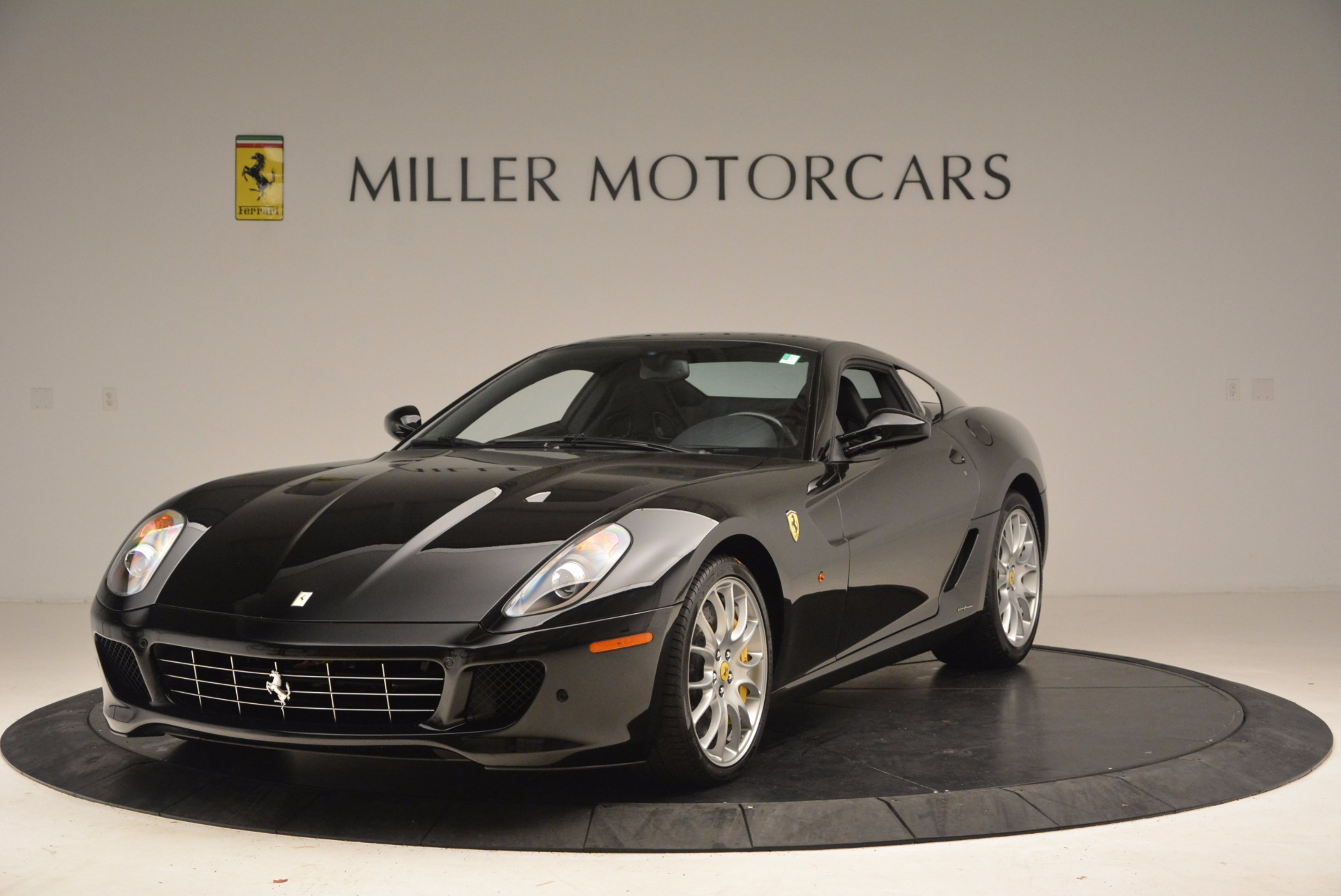 Used 2008 Ferrari 599 GTB Fiorano for sale Sold at Bugatti of Greenwich in Greenwich CT 06830 1