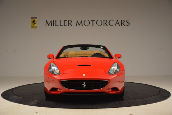 Used 2010 Ferrari California for sale Sold at Bugatti of Greenwich in Greenwich CT 06830 12