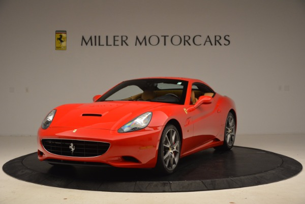 Used 2010 Ferrari California for sale Sold at Bugatti of Greenwich in Greenwich CT 06830 13