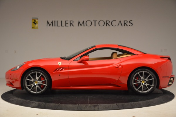 Used 2010 Ferrari California for sale Sold at Bugatti of Greenwich in Greenwich CT 06830 15