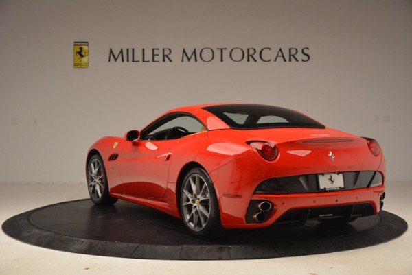 Used 2010 Ferrari California for sale Sold at Bugatti of Greenwich in Greenwich CT 06830 17