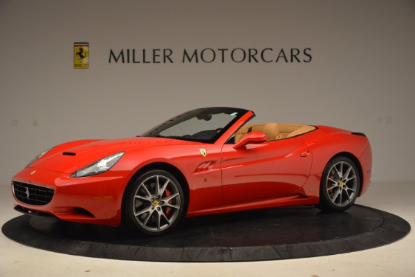 Used 2010 Ferrari California for sale Sold at Bugatti of Greenwich in Greenwich CT 06830 2