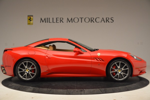Used 2010 Ferrari California for sale Sold at Bugatti of Greenwich in Greenwich CT 06830 21