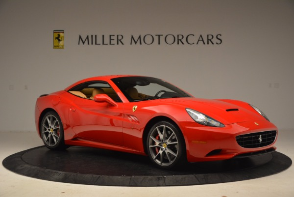 Used 2010 Ferrari California for sale Sold at Bugatti of Greenwich in Greenwich CT 06830 22