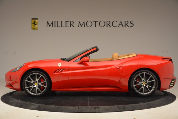 Used 2010 Ferrari California for sale Sold at Bugatti of Greenwich in Greenwich CT 06830 3