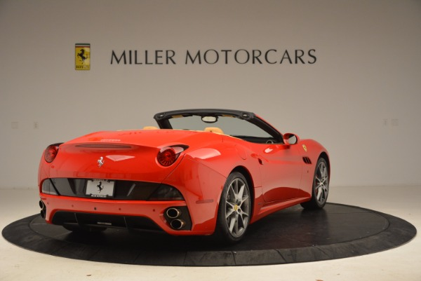 Used 2010 Ferrari California for sale Sold at Bugatti of Greenwich in Greenwich CT 06830 7