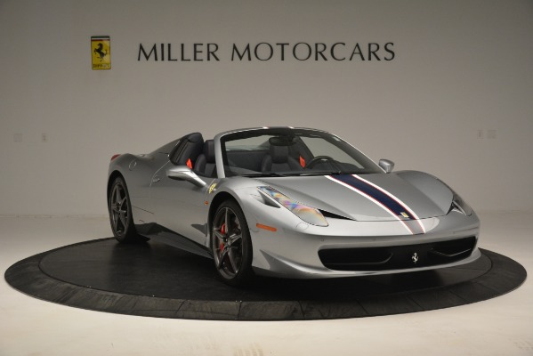 Used 2015 Ferrari 458 Spider for sale Sold at Bugatti of Greenwich in Greenwich CT 06830 11