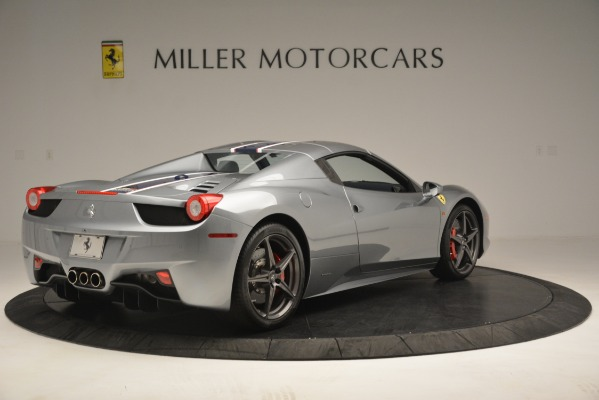 Used 2015 Ferrari 458 Spider for sale Sold at Bugatti of Greenwich in Greenwich CT 06830 16