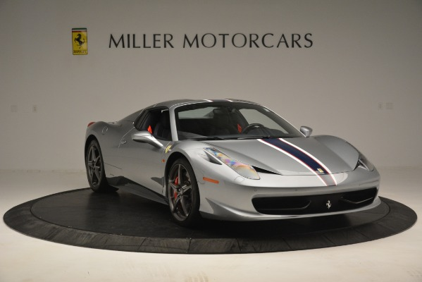 Used 2015 Ferrari 458 Spider for sale Sold at Bugatti of Greenwich in Greenwich CT 06830 18