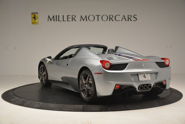 Used 2015 Ferrari 458 Spider for sale Sold at Bugatti of Greenwich in Greenwich CT 06830 5