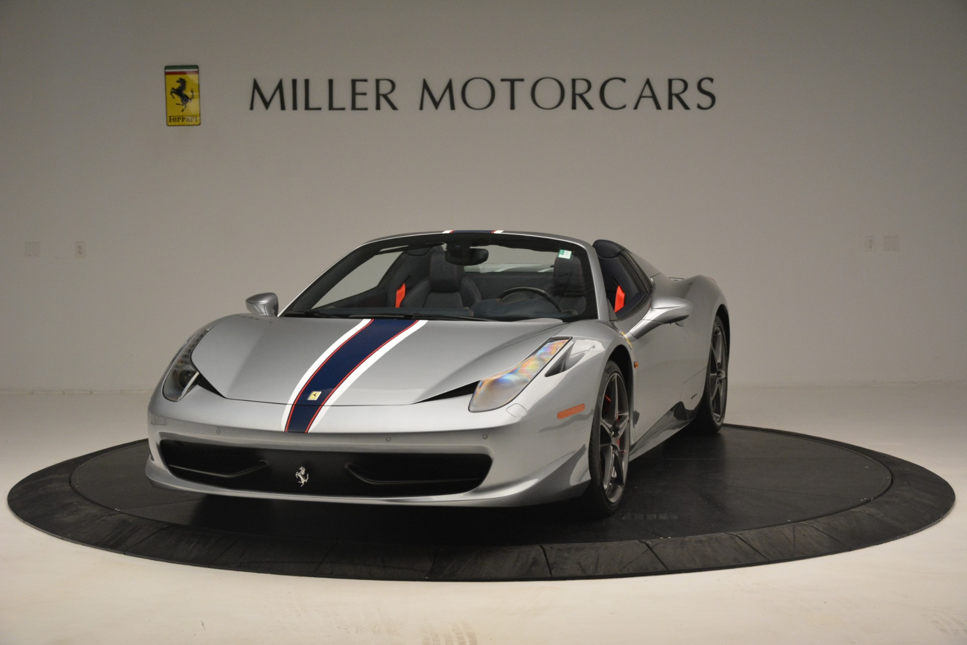 Used 2015 Ferrari 458 Spider for sale Sold at Bugatti of Greenwich in Greenwich CT 06830 1