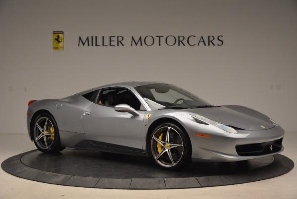 Used 2014 Ferrari 458 Italia for sale Sold at Bugatti of Greenwich in Greenwich CT 06830 10