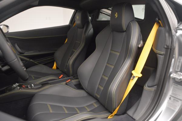 Used 2014 Ferrari 458 Italia for sale Sold at Bugatti of Greenwich in Greenwich CT 06830 15