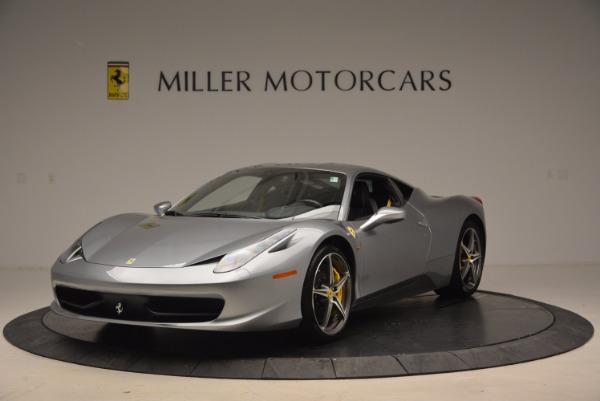 Used 2014 Ferrari 458 Italia for sale Sold at Bugatti of Greenwich in Greenwich CT 06830 1