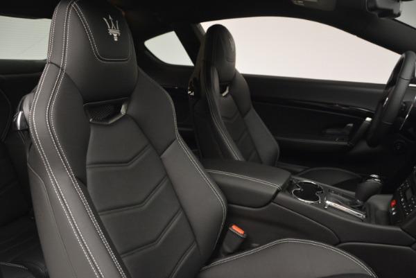 New 2016 Maserati GranTurismo Sport for sale Sold at Bugatti of Greenwich in Greenwich CT 06830 15