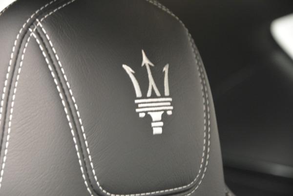 New 2016 Maserati GranTurismo Sport for sale Sold at Bugatti of Greenwich in Greenwich CT 06830 16